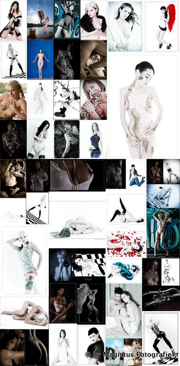 Akt & Dessous Portfolio - © by Magistus Fotografie