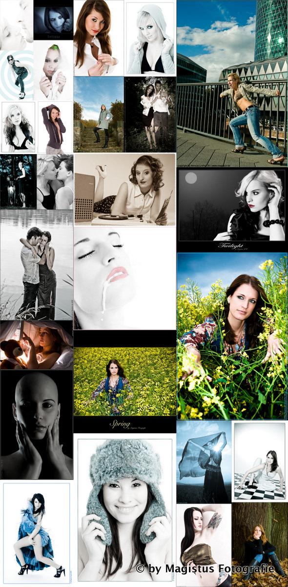 Portrait & Fashion Portfolio - © by Magistus Fotografie