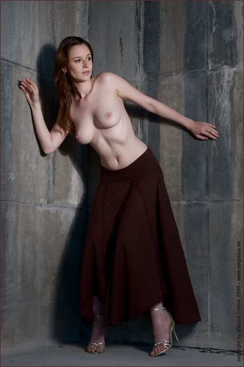 Trapped - Nude - Anna - by Marcus Locher - All rights reserved!