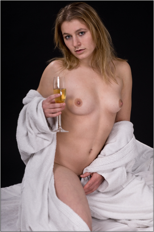 Cheers - Nude Art  by Marcus Locher