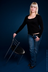Blue Jeans by Marcus Locher