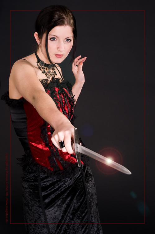 Magic Dagger - By Magistus.de Fotodesign