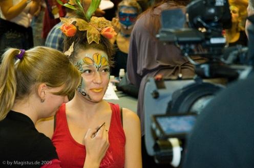 Sabrina und Mieke vom Phoenix-Team