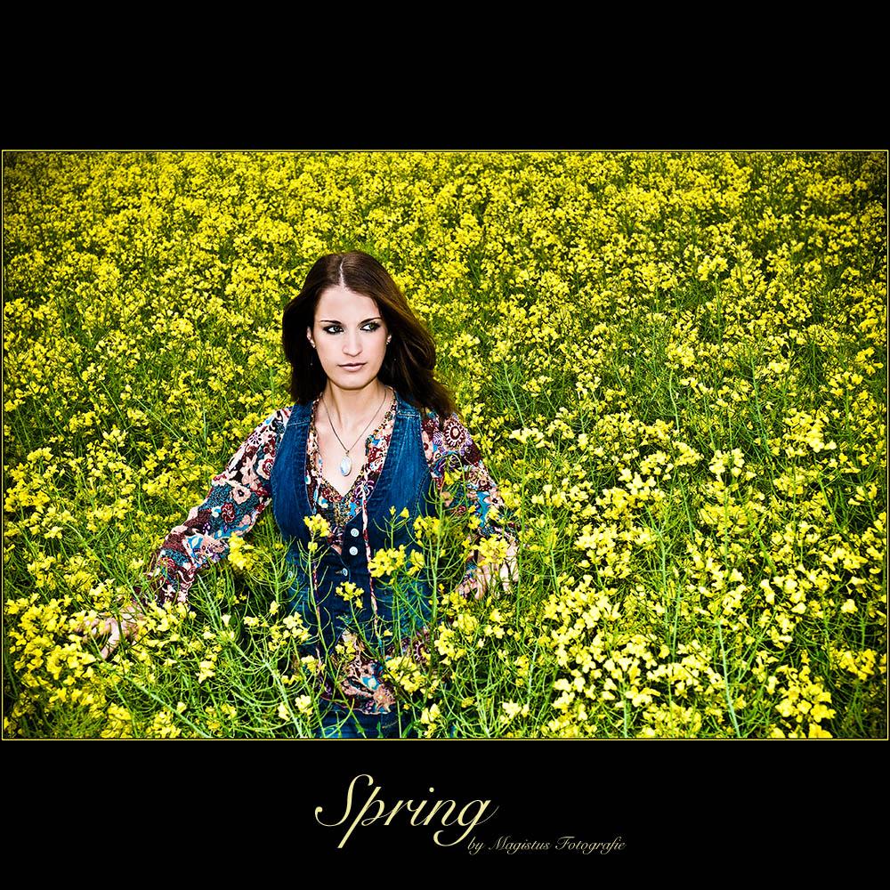 Spring - by Magistus Fotografie