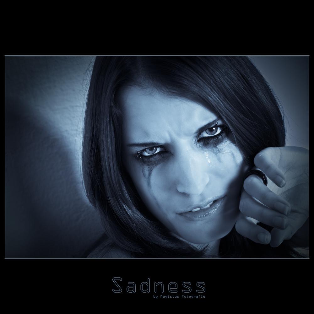 Sadness - © by Magistus