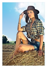 The Farmer Girl - © by Magistus