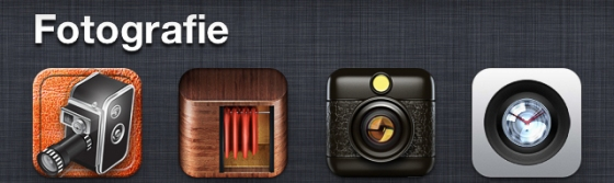 Fotoapparat genannt iPhone - Photo Apps - SMALL HEADER