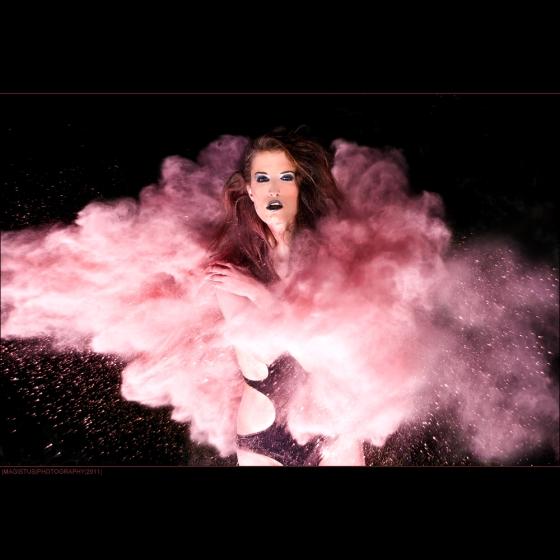 Red Powder - © by Magistus