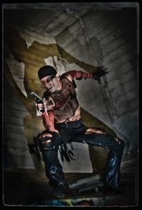 Shadow Hunter - copyright by Magistus