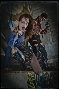 Shadow Hunters - copyright by Magistus
