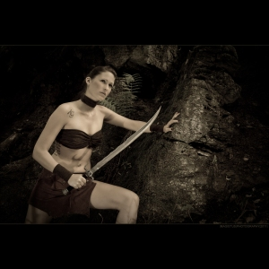 Climbing Amazon - © by Magistus