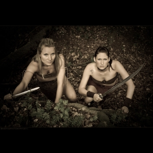 Fighter Girls - © by Magistus