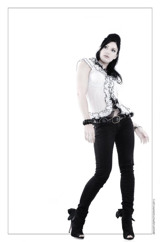 Black & White Fashion - © by Magistus