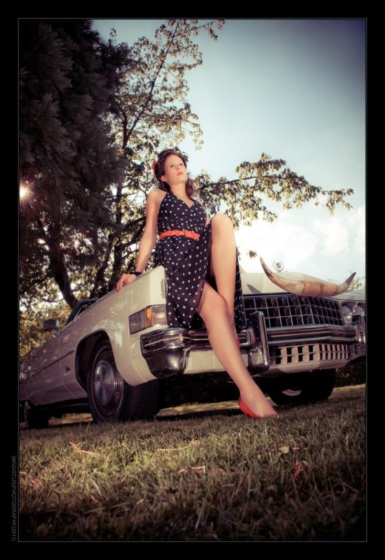 Cadillac Girl - © by Magisus