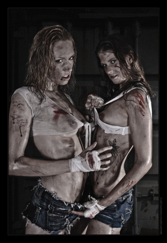 Dirty Fight - Erotic © by Magistus