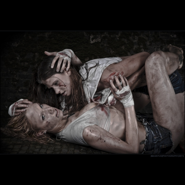 Love Fight - Erotic Photo © by Magistus