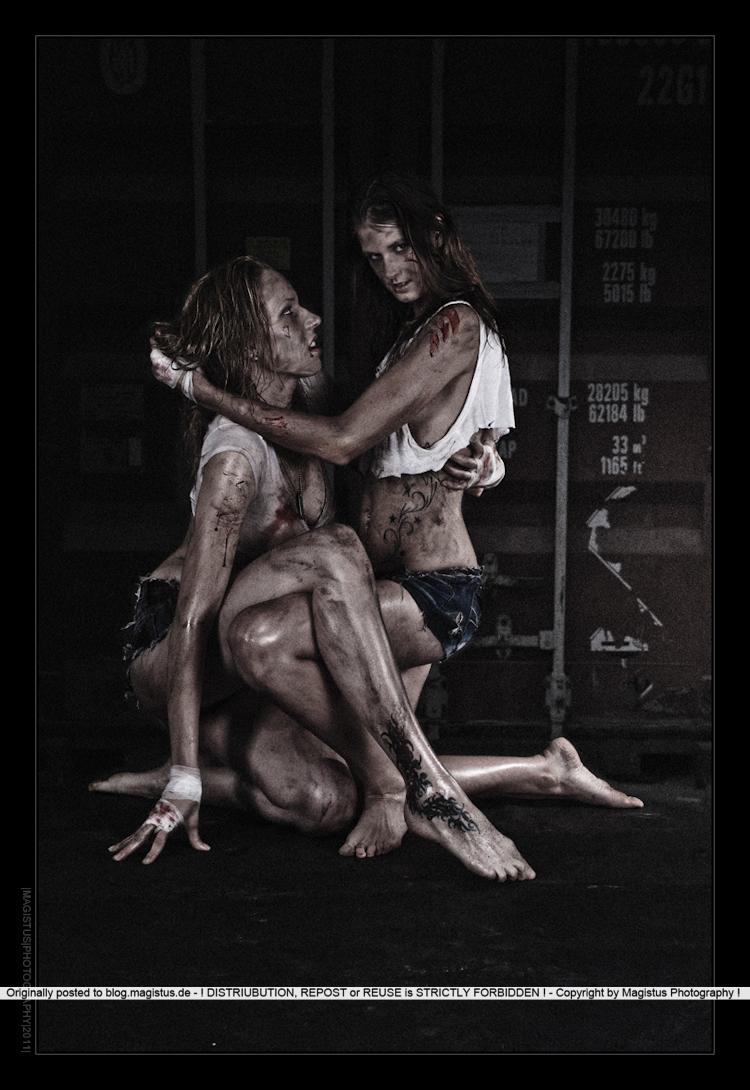 Streetfight - Erotic © by Magistus
