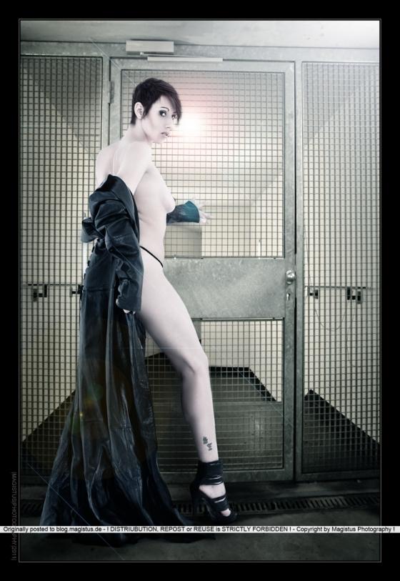 Nude Underground - Composing © by Magistus