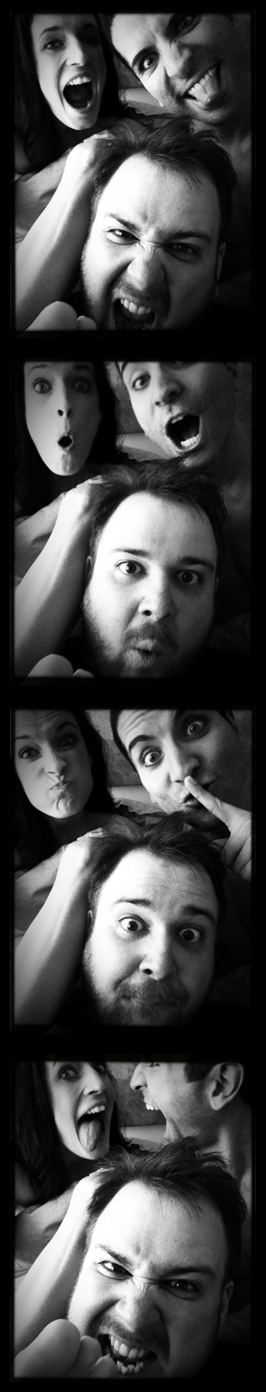dReaMteaM - in an IncrediBooth - Fun © by Magistus