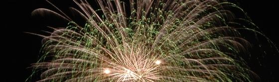 Small Header - 1001 Artikel Jubiläum - Feuerwerk