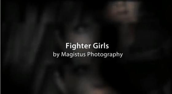 Screenshot - Fighter-Girls Clip YouTube