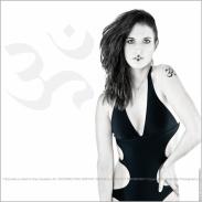 Aum - Fashion Portrait with Aum Tattoo - © by Magistus