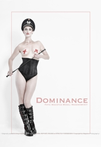 DOMINACE - Stylish and Erotic Fetish Shooting - © by Magistus