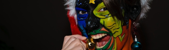 Maskerade - Bodypainting Festival - Small Header