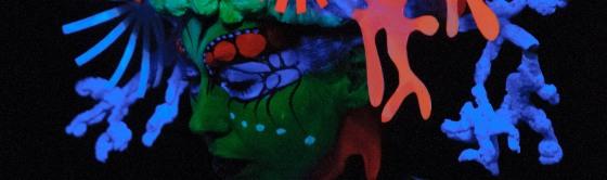 Black Light Show - Maskerade 2012 - HEADER