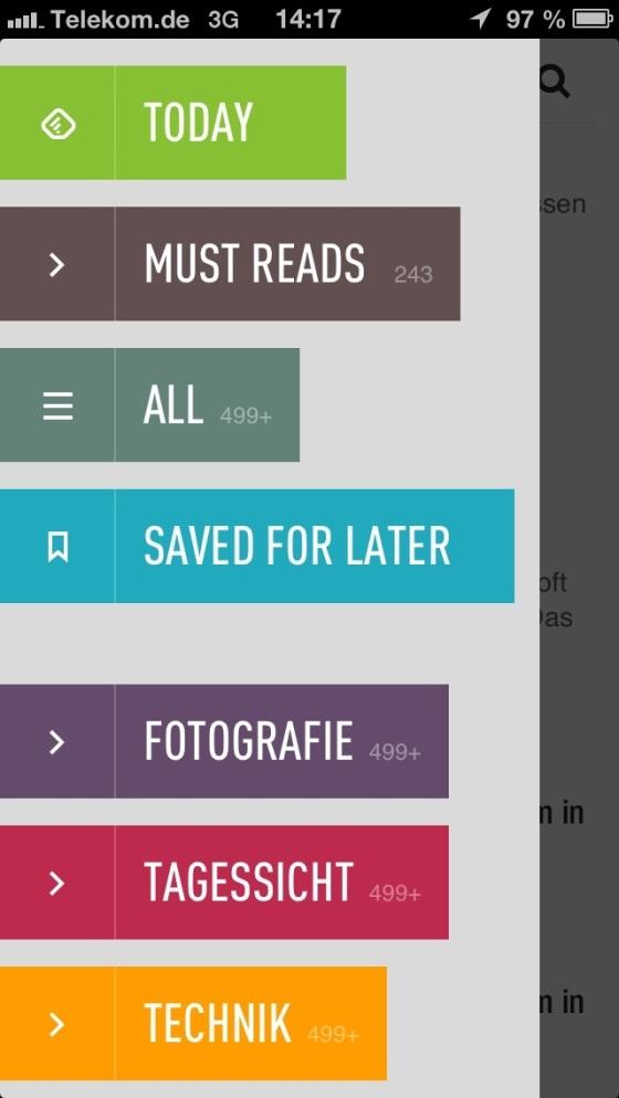 Feedly - der Google Reader Ersatz