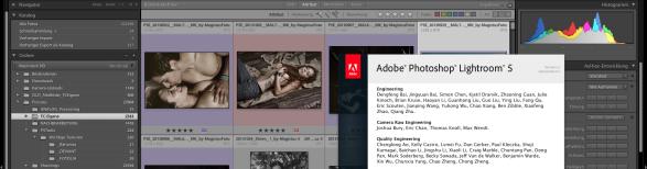 Lightroom 5 Screenshot - Header