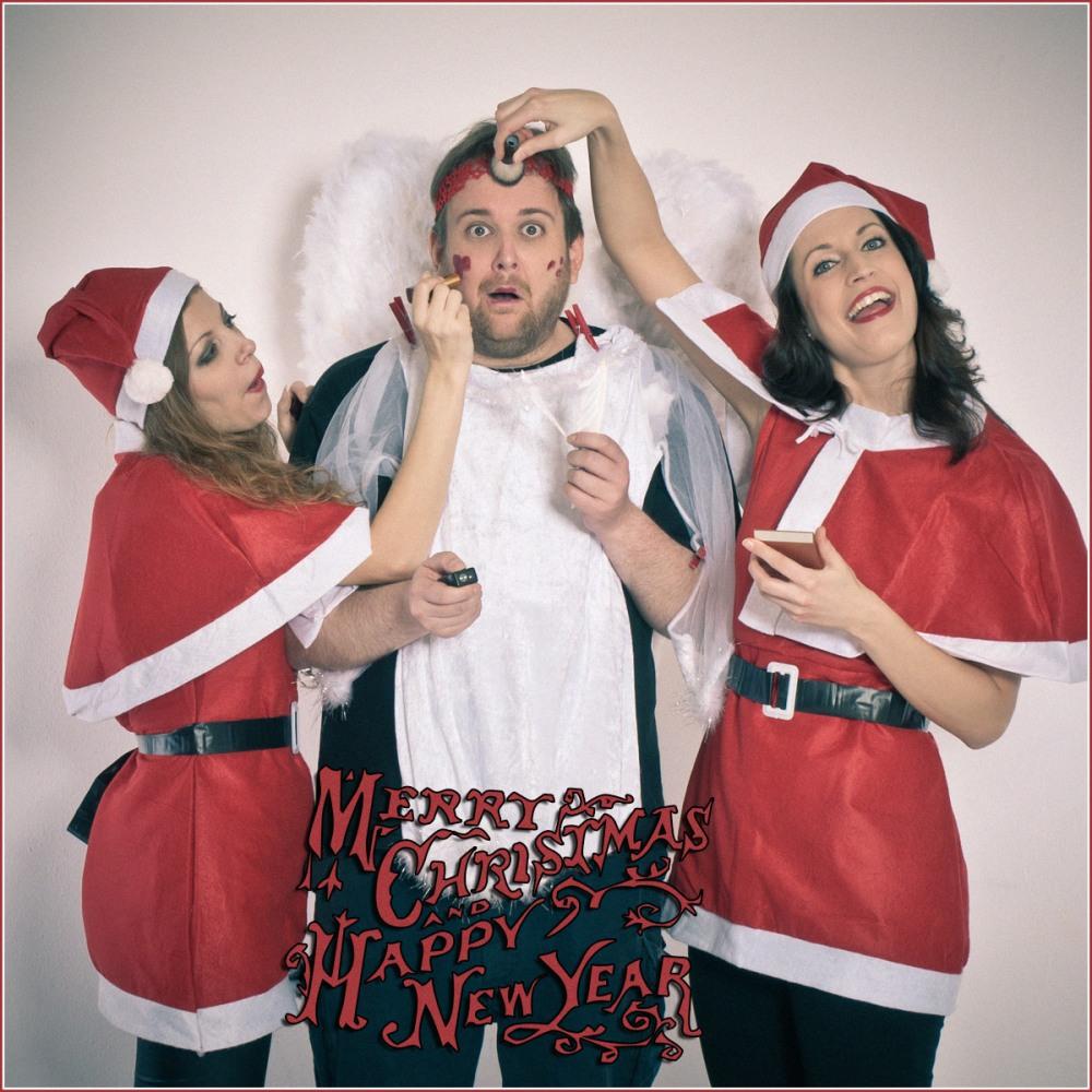 Frohe Weihnachten und einen guten Rutsch ins neue Jahr - 2013 Fun-Picture - © by Magistus
