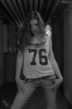 Raw Denim // OnLocation Photoshoot // Januar 2014 // Praktica MTL-50 - Kodak BW400CN Black&White Film 35mm // by Magistus