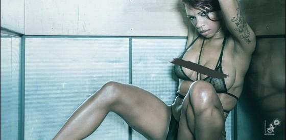Hot Elevator Lingerie - Erotic OnLocation Photoshoot - © by Magistus