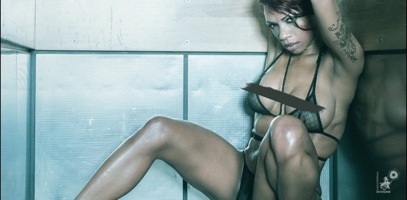 Hot Elevator Lingerie - Erotic OnLocation Photoshoot - © by Magistus