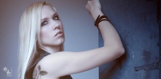 Black Leather - Sexy OnLocation Portrait Photoshoot - © by Magistus