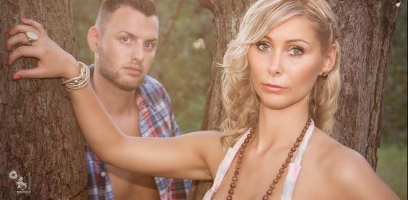 Summer Couple - Beautiful Summer Boy-Girl Photoshoot - © by Magistus