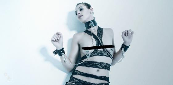 Lingerie & Pain - Hot Erotic Fetish Photography - © by Magistus