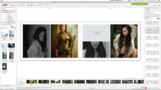 Saal Designsoftware - Fotobuch