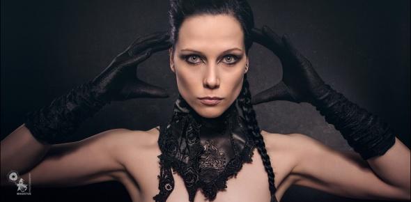 Gothic Beauty - Nude Art Beauty Portrait - © by MagistusFoto