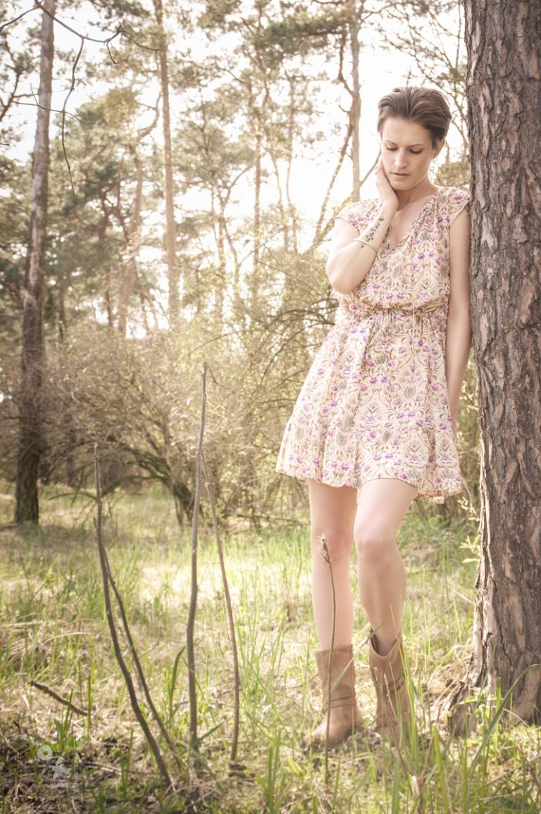 Beautiful Summer - Romantic Beauty Portrait in the April Sun - © by MagistusFoto