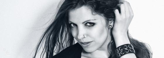 Firinn - Beautiful Portraint in Black and White - © by MagistusFoto
