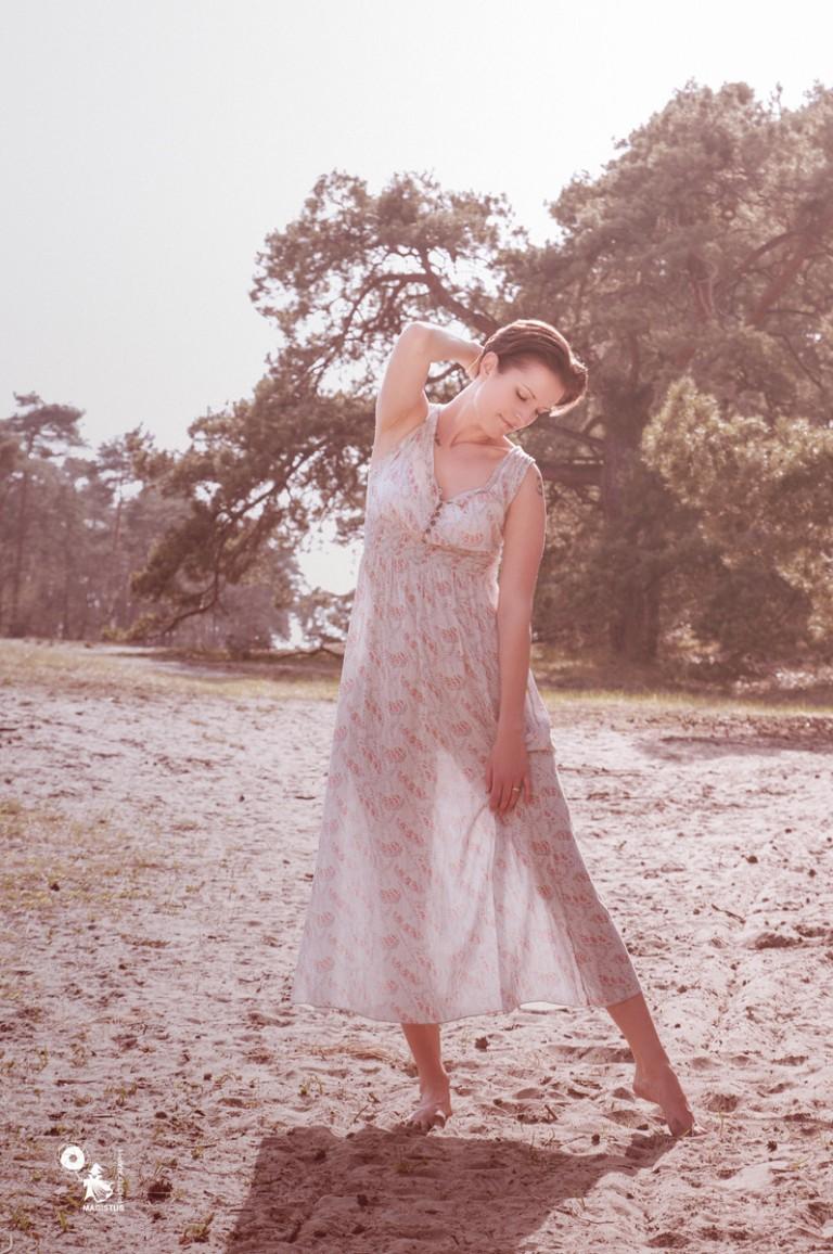 Summer Sunhine - Outdoor Portrait in the Sun - © by MagistusFoto