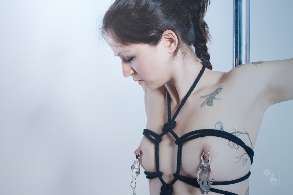 Metal - Bondage and SM  Beauty - © by Magistus