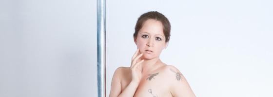 Nude Pole Elegance - Nude Art Poledance Photography - copyright by Magistus