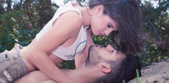 Hot Sand - Sexy Boy-Girl Erotic Photoshoot - © by Magistus