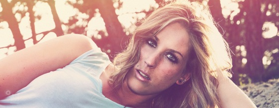 Romantic Sun - Wonderful sunny portrait of beautiful busty model - © by Magistus