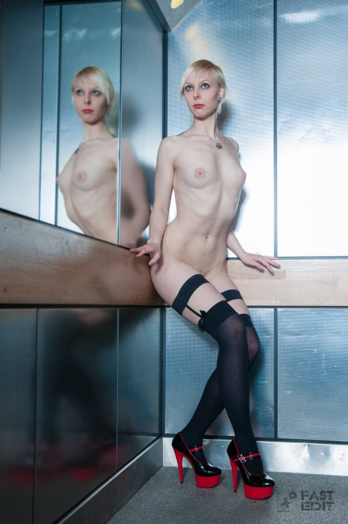 FAST EDIT: Naked Stockings (02/2014)